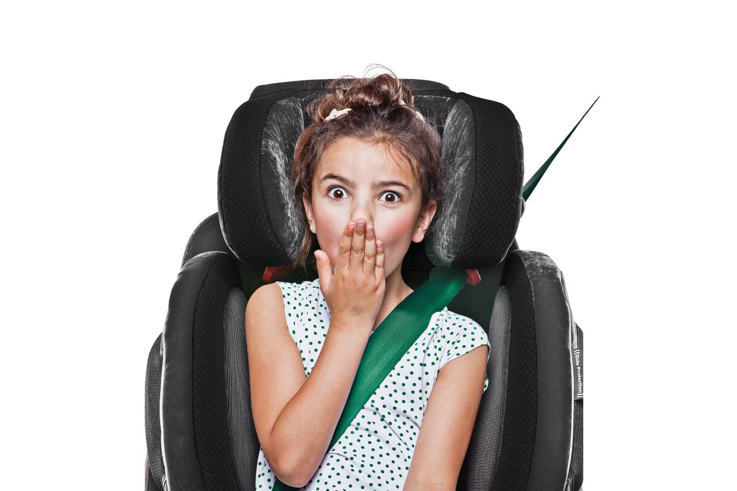 Child Restraints in a vehicle