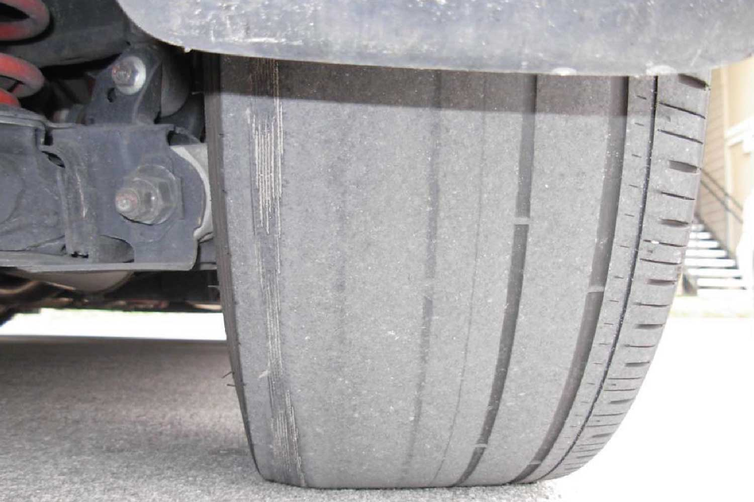 Smooth Tyres on your vehicle